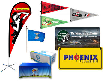 Picture for category Banners, Flags & Signs